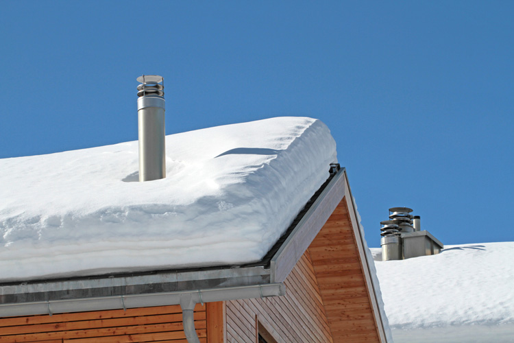 Roof Snow Removal Services